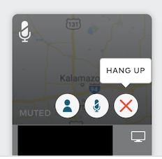 hangup enabled